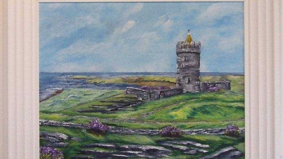 Autumn At Doonagore Castle