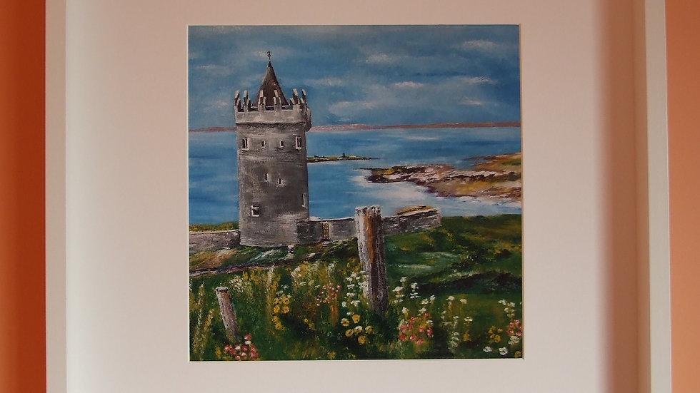 Doonagore Castle PRINT