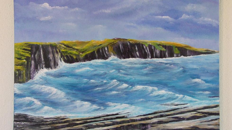 Cladagh Cove