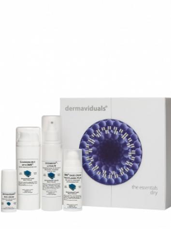 Dry Essentials Skincare Kit