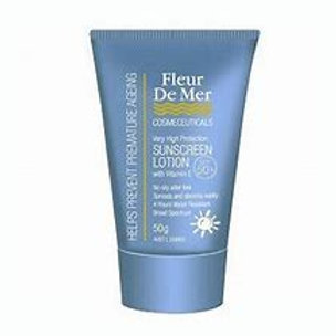 Fleur De Mer SPF 50 Tinted foundation or Clear