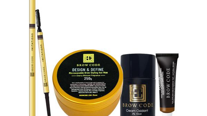 Brow Bootcamp Starter Kit with online support