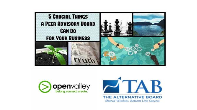 כנס של חברת TAB Israel שיתקיים במתחם ב29.5, בשעה 17:30. כנס של מנהלים מחברות שונות אשר אינן מתחרות,