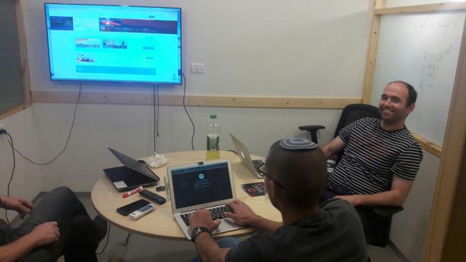 שעות ייעוץ לחברות המתחם מאת חברת Pitango, אחת מחברות ה- UI UX הגדולות בארץ