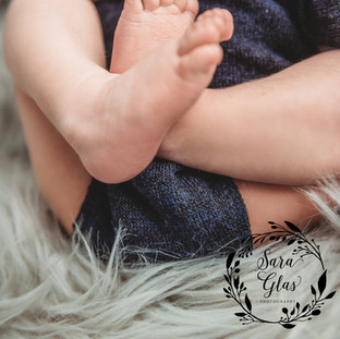 Baby Feet, Newborn Lake County IL Photographer