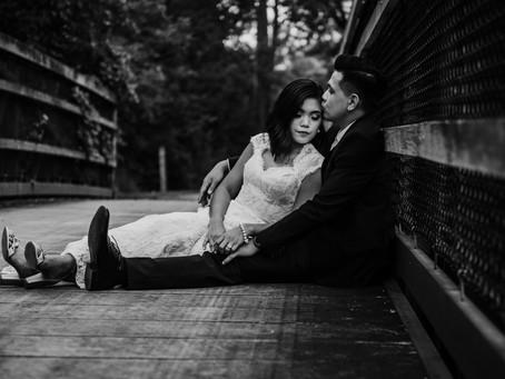 Gigi & PoPoy Wedding Sneak Peeks | Lake County Wedding Photographer