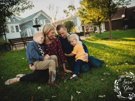 Wilhelms Family Photos | Lake County IL Family Photographer