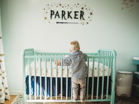 Baby Parker | Lake County Newborn Photographer