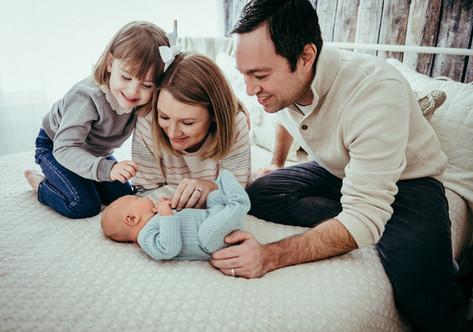 Lake County Family Photographer, Lake County Newborn Photographer