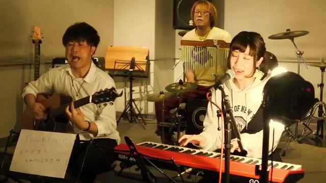 Spoon配信ライブ4月25日(土)!
