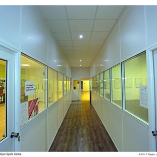 Access hall