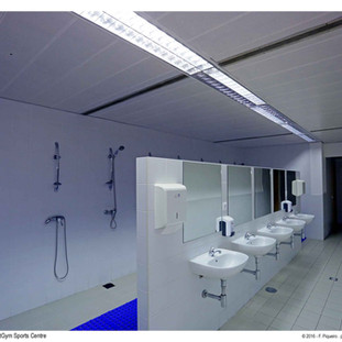 Men dressing room