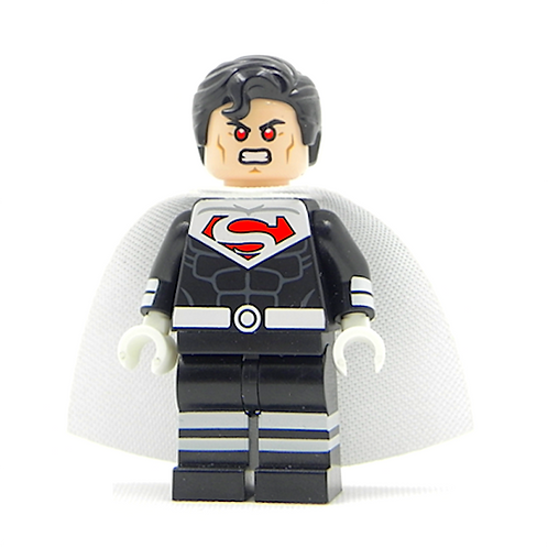 Leyile Superman earth .50 minifigure ( pad print )
