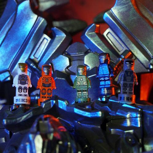 MK 36-40 Chess nanofigure