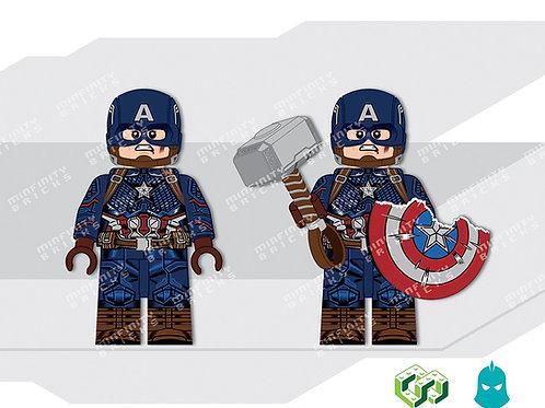 Minfinity x MA Figure Endgame Captain