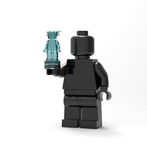 Flash statuette