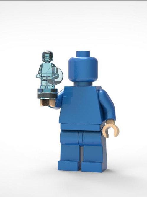 Captain statuette