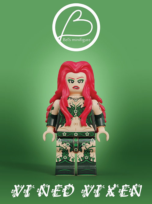 Bel's minifigure Vined Vixen