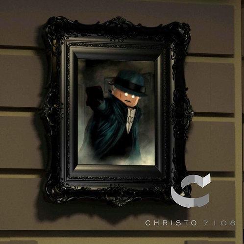 Christo7108 Phantom Stranger Brickart