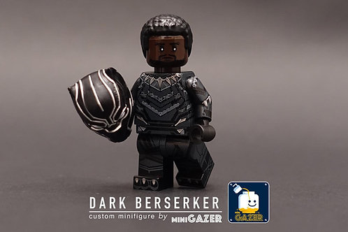 Dark Berserker by miniGAZER