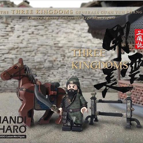 Handiharo Three Kingdom , Guan Yu