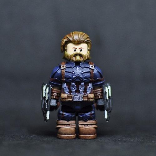 CHIGO Brickarts Kai Captain America (Ver. Infinity wars)