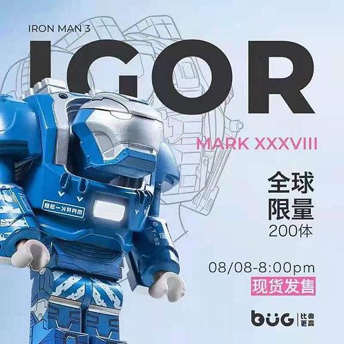 BUG minifigure MK38 Igor