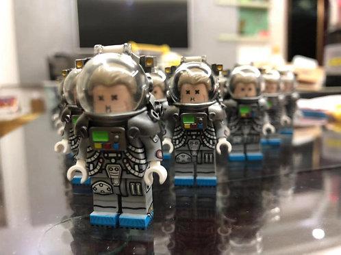 FJ Brick Astronaut ( Exclusive for LCM )
