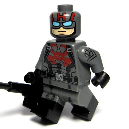 Phoenix Custom Brick Sleeper Agent