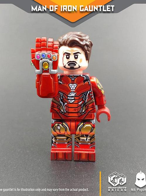 Man of Iron Gauntlet