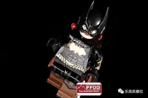 Top Mountain Brick FFDD Batgirl