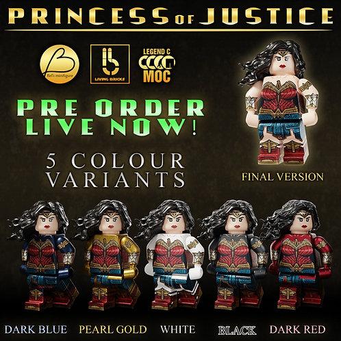 Bel's Minifigure x LBLCM - Princess of Justice