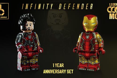 LBxLCM The ONE Defender ( Battle damage limited edition )