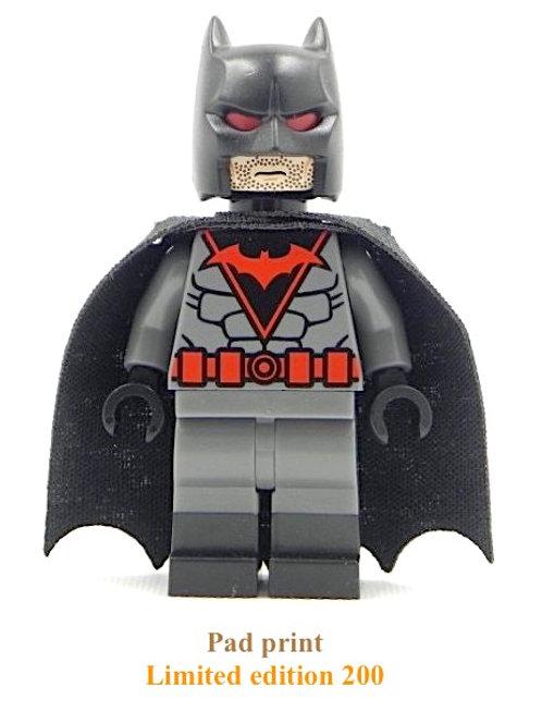 Leyile Batman Earth 2 (pad print)