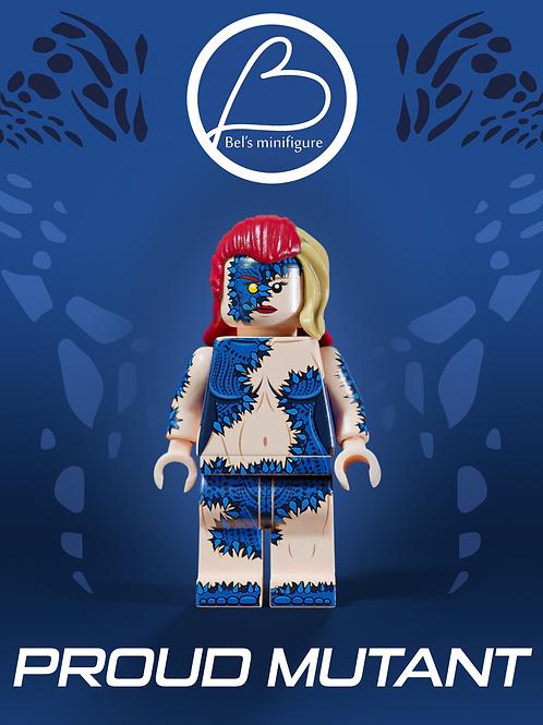 Bel's minifigure Proud Mutant