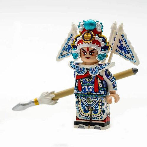 Three kingdoms - Chinese Opera Zhao Yun by MF