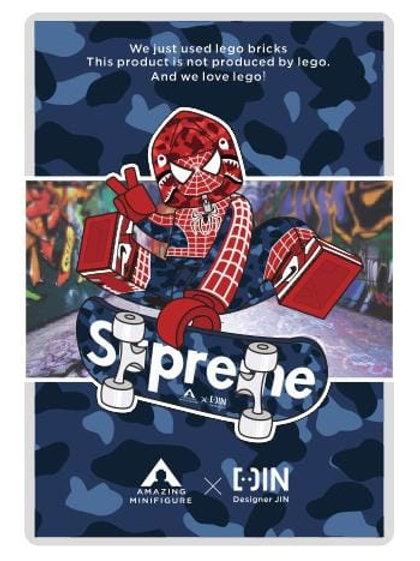 Amazing x Jin fashion Spiderman