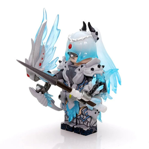 Mf monster hunter Xenojiiva armor