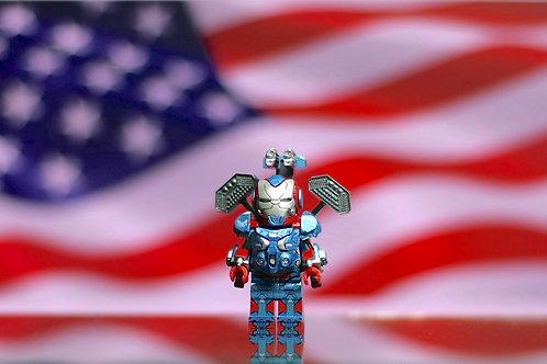 American Iron Defender End Game vers ,Babasin Industry Korea