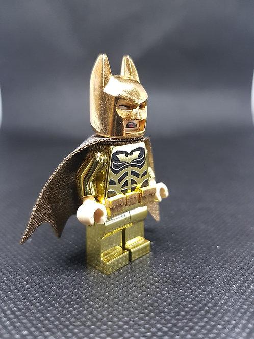 Bricks Park 18k gold plated Batman
