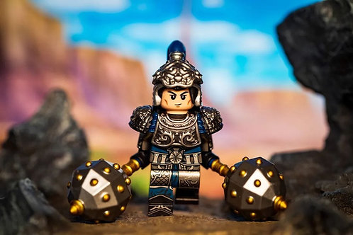 MF 裴元庆 chinese warrior