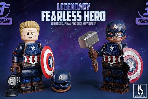 LBxLCM The Legendary Fearless Hero, set of 2