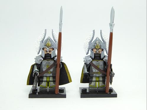 Elite Gondor Fountain Guard Rangers x 1 minifigure