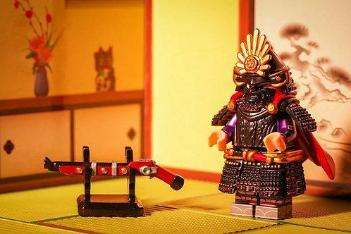 織田信長 Oda Nobunaga南蠻胴具 Kon ito odoshi nanbandou gusoku
