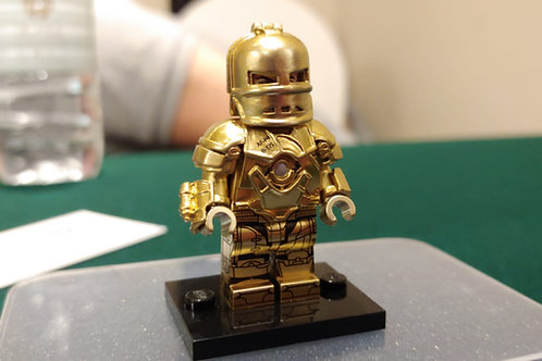 Hobby Brick Shanghai Exhibition exclusive - Gold MK1 (Preorder)