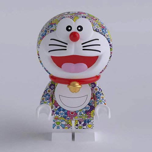 1001 Studio Doraemon Takashi Murakami style, limited 60, pad