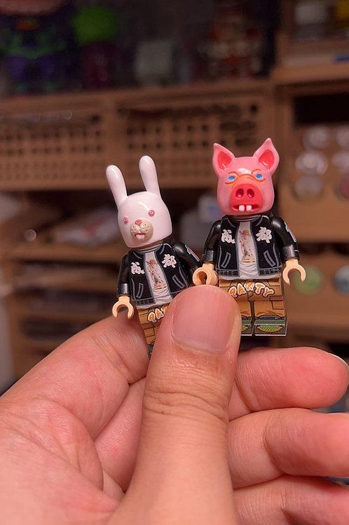 Sakura Brick About Animals headgear