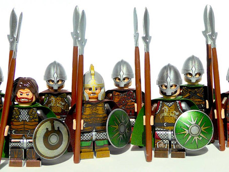 New Rohirrim Rangers and Riders Announced!