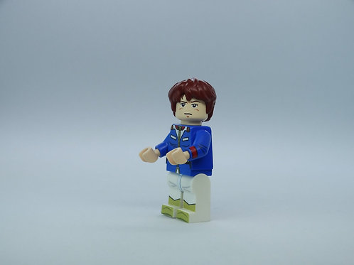 Minifinity Brick Amuro Ray minifigure 阿寶