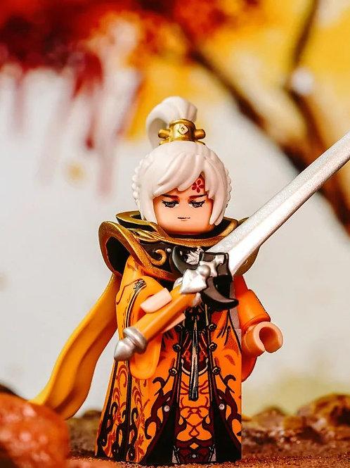 MF Chinese Warrior 無上心劍